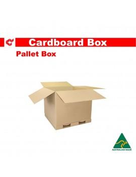 Cardboard Box - Pallet type Cardboard Box, VISY cardboard series