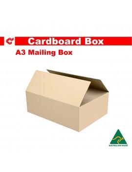 Cardboard Box - Mailing Cardboard Box, Moving Box, Tea Chest Box, Part-A-Robe Box. VISY cardboard series