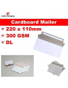 LindCo DL size Semi-rigid mailer box/envelope value pack - premium industrial protective packaging material @LindCo Packaging
