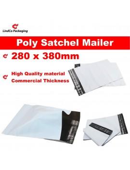 LindCo Premium new PE courier satchel mailer bag - premium industrial protective packaging material @LindCo Packaging