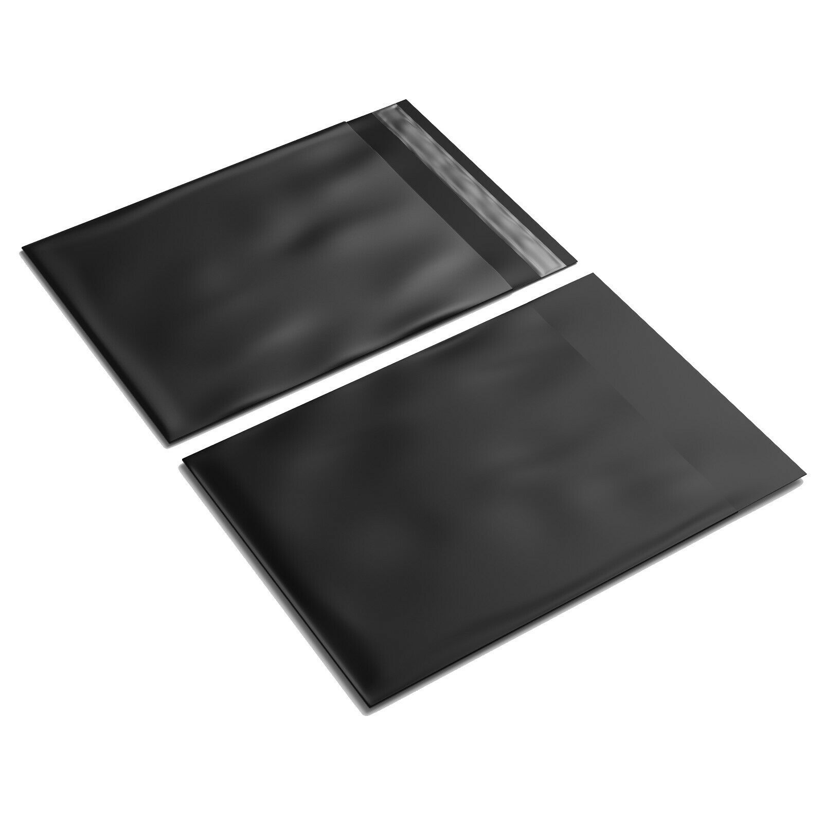 Black Courier Satchel bag