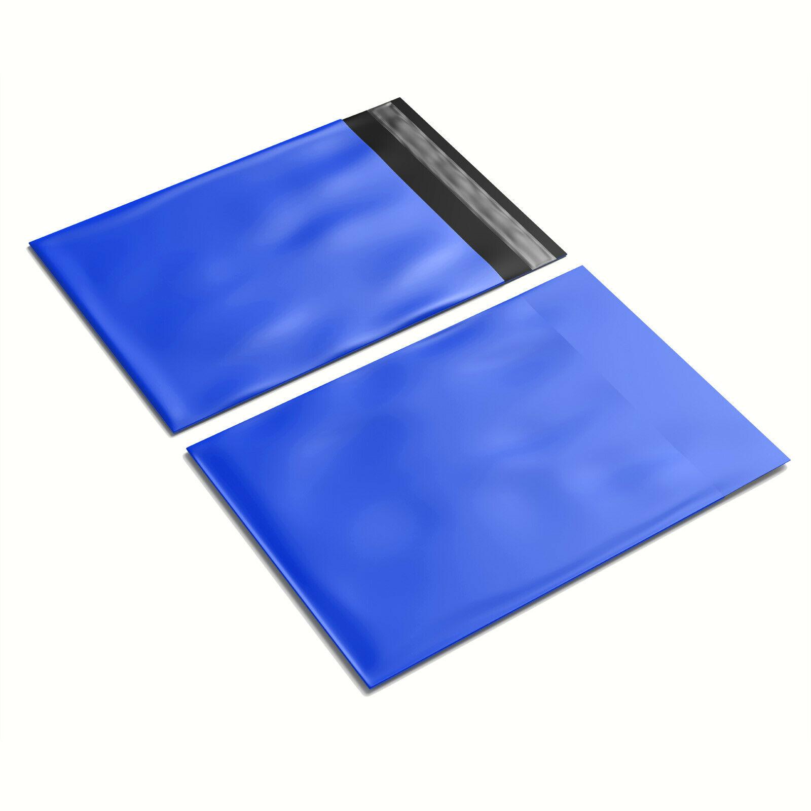 Blue Courier Satchel bag
