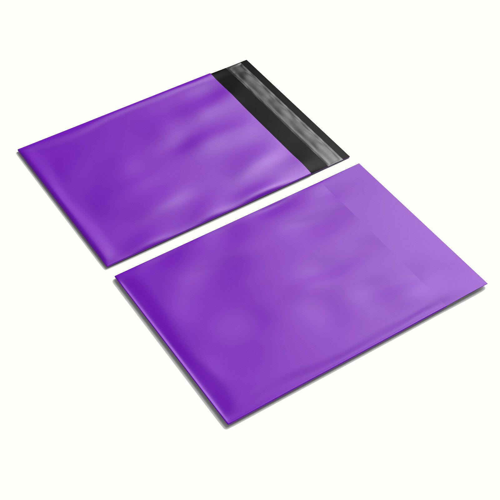 Purple Courier Satchel bag